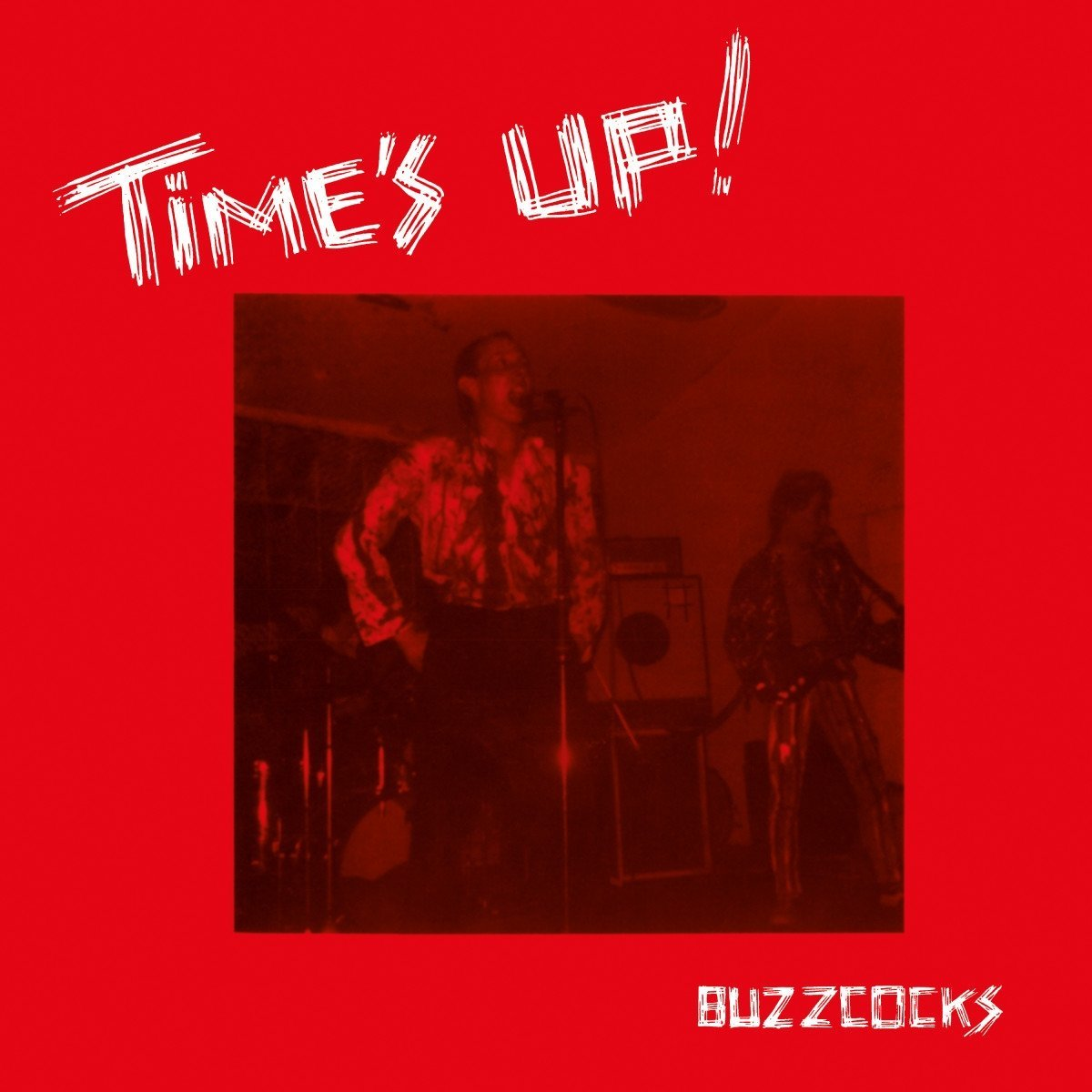 Copertina Vinile 33 giri Time's Up di Buzzcocks
