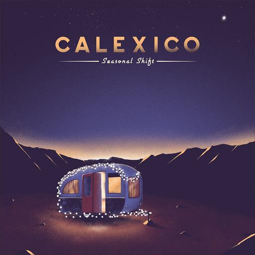 Copertina Vinile 33 giri Seasonal Shift di Calexico