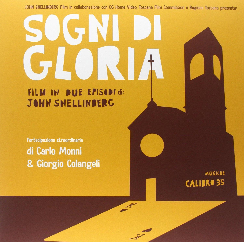 Copertina Disco Vinile 33 giri Sogni di Gloria [Soundtrack LP] di Calibro 35