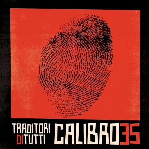 Copertina Vinile 33 giri Traditori di Tutti di Calibro 35