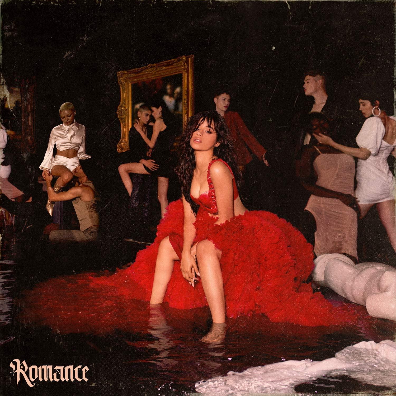 Copertina Vinile 33 giri Romance [2 LP] di Camila Cabello