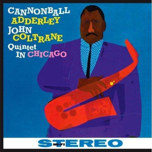 Copertina Disco Vinile 33 giri Quintet In Chicago di John Coltrane