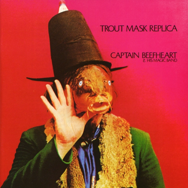 Copertina Disco Vinile 33 giri Trout Mask Replica [2 LP] di Captain Beefheart