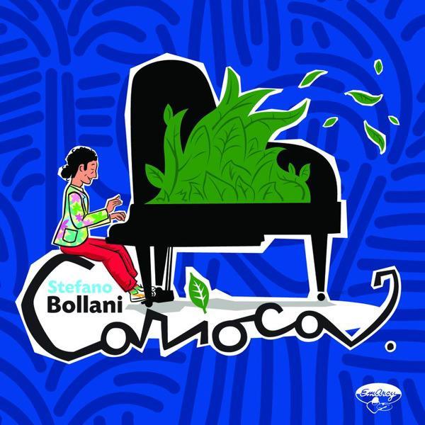 Copertina Disco Vinile 33 giri Carioca [2 LP] di Stefano Bollani