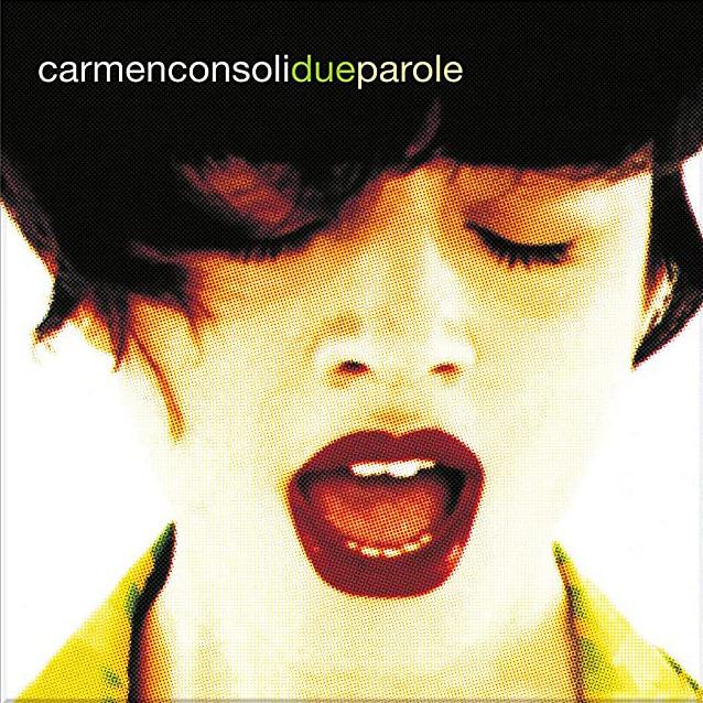 Copertina Vinile 33 giri Due Parole di Carmen Consoli