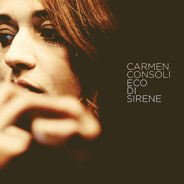Copertina Vinile 33 giri Eco di Sirene [2 LP] di Carmen Consoli