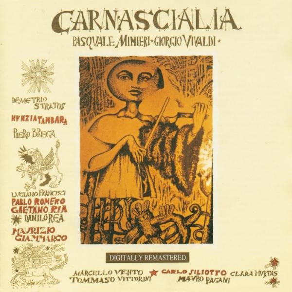 Copertina Disco Vinile 33 giri Carnascialia di Carnascialia
