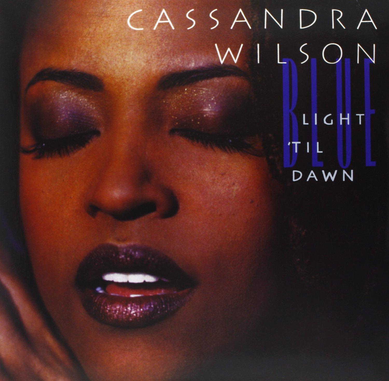 Copertina Disco Vinile 33 giri Blue Light 'til Dawn [2 LP] di Cassandra Wilson