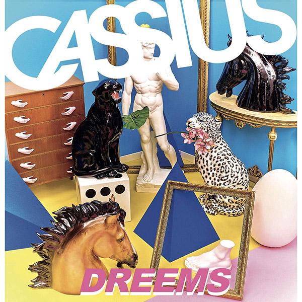 Copertina Vinile 33 giri Dreems [2 LP] di Cassius