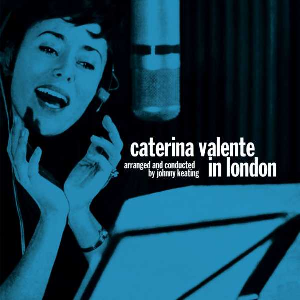 Copertina Disco Vinile 33 giri Caterina Valente in London di Caterina Valente