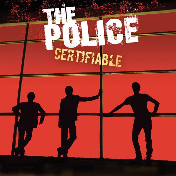 Copertina Disco Vinile 33 giri Certifiable [3 LP] di The Police