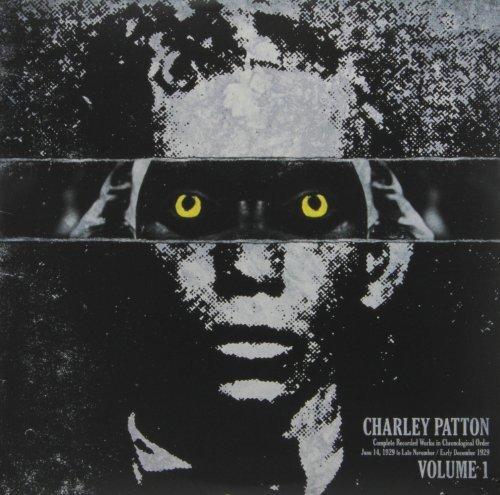 Copertina Disco Vinile 33 giri Complete Recorded Works In Chronological Order di Charley Patton