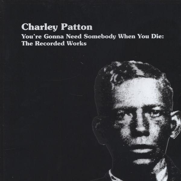 Copertina Disco Vinile 33 giri The Recorded Works [4 LP] di Charlie Patton