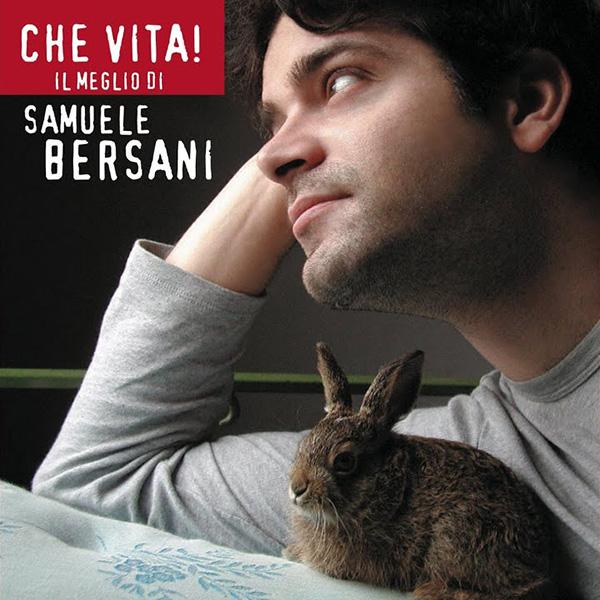 Copertina Vinile 33 giri Che vita! Il meglio di Samuele Bersani [2 LP] di Samuele Bersani
