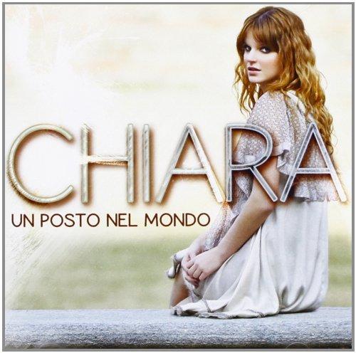 Copertina Disco Vinile 33 giri Un posto nel mondo di Chiara