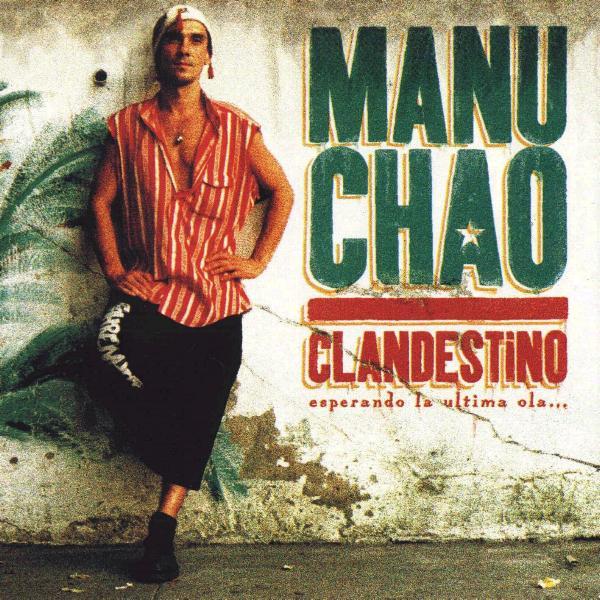Copertina Disco Vinile 33 giri Clandestino [2LP+CD] di Manu Chao