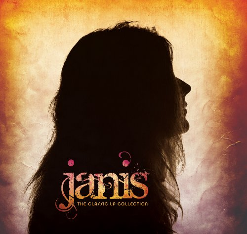 Copertina Disco Vinile 33 giri The Classic LP Collection [Cofanetto 4xLP] di Janis Joplin