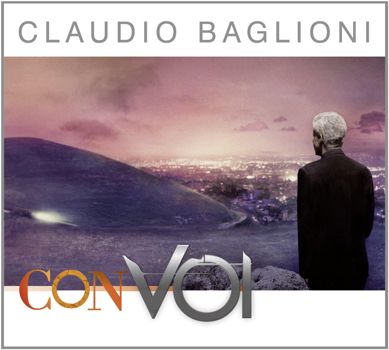 Copertina Disco Vinile 33 giri Con Voi [2 LP] di Claudio Baglioni