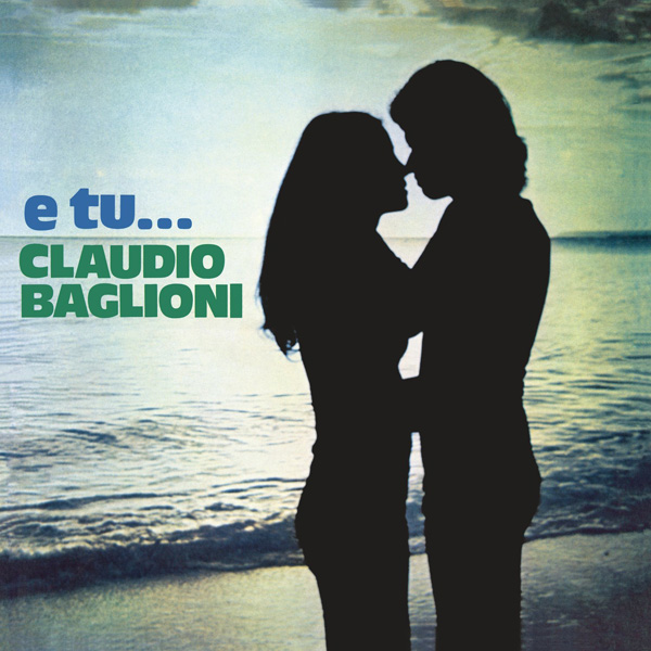 Copertina Vinile 33 giri E tu... di Claudio Baglioni