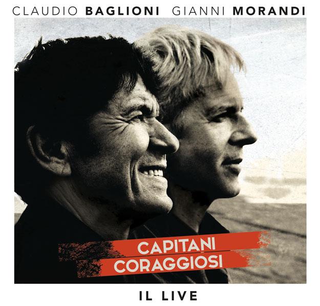 Copertina Disco Vinile 33 giri Capitani Coraggiosi - Il Live [Cofanetto 5xLP] di Claudio Baglioni