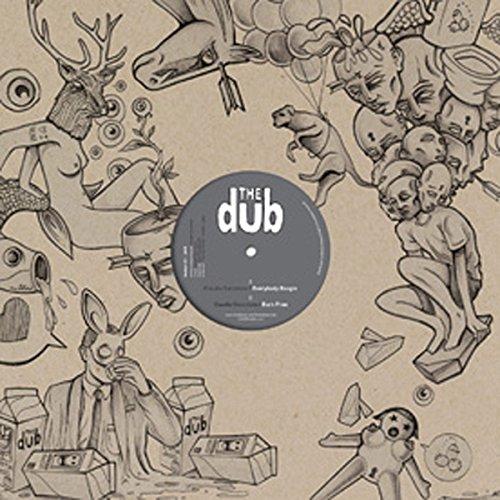 Copertina Disco Vinile 33 giri The Dub 101 di Claudio Coccoluto