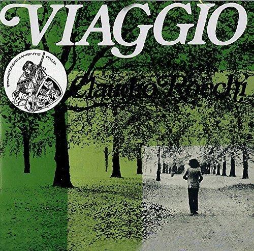 Copertina Vinile 33 giri Viaggio di Claudio Rocchi