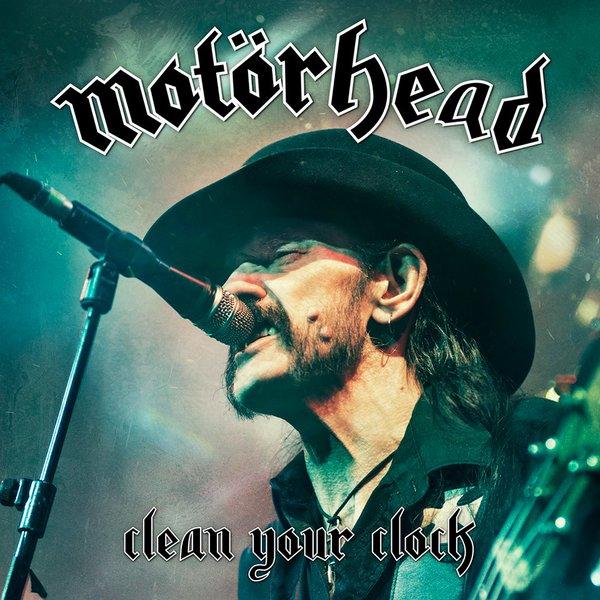 Copertina Disco Vinile 33 giri Clean Your Clock [2 LP] di Motorhead
