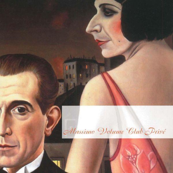 Copertina Disco Vinile 33 giri Club Privé di Massimo Volume