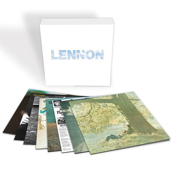 Copertina Disco Vinile 33 giri Lennon [Cofanetto 9xLP] di John Lennon