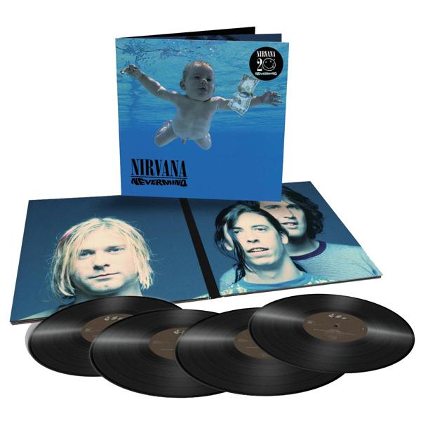 Copertina Disco Vinile 33 giri  di Nirvana