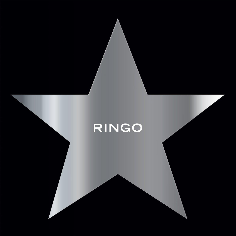 Copertina Disco Vinile 33 giri Ringo [Cofanetto 3x45 Giri] di Ringo Starr