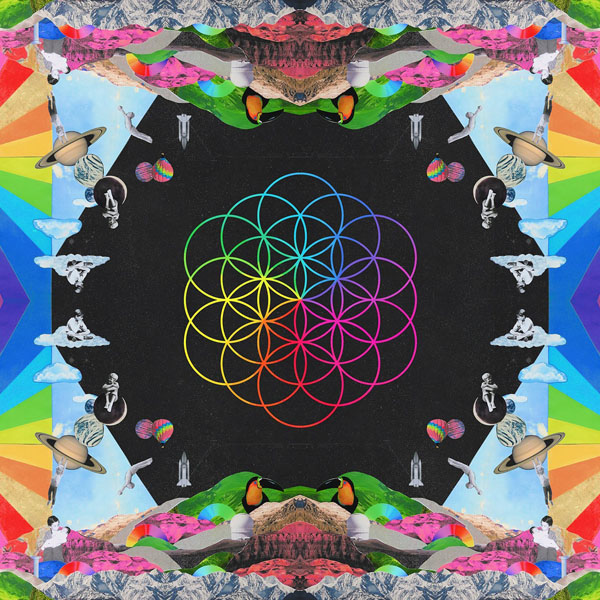 Copertina Disco Vinile 33 giri A Head Full of Dreams [2 LP] di Coldplay