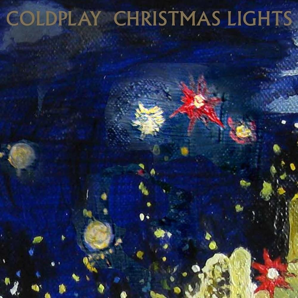 Copertina Vinile 33 giri Christmas Lights [Singolo 45 Giri] di Coldplay