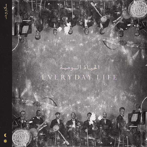 Copertina Vinile 33 giri Everyday Life [2 LP] di Coldplay