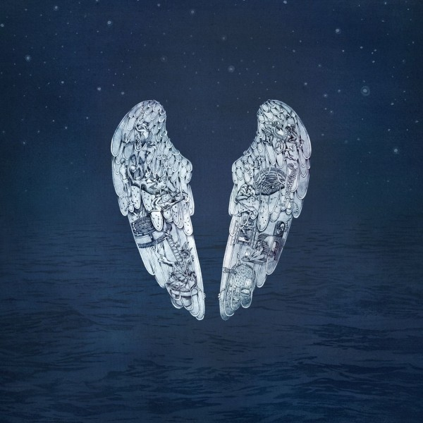 Copertina Disco Vinile 33 giri Ghost Stories  di Coldplay