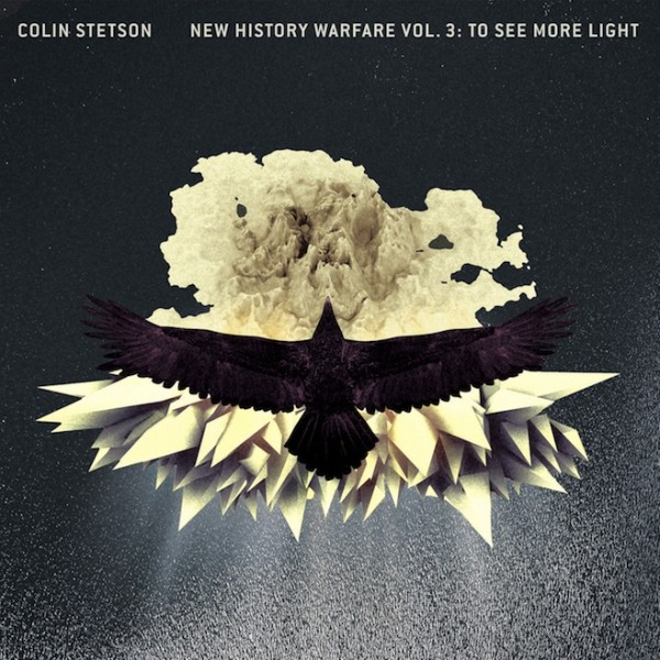 Copertina Disco Vinile 33 giri New History Warfare Vol. 3 [2 LP] di Colin Stetson