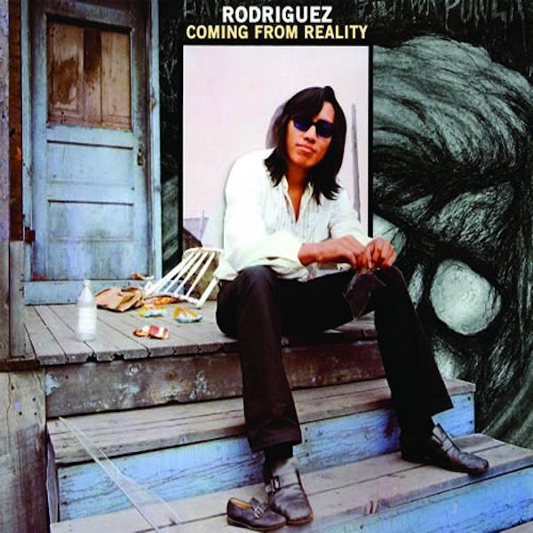 Copertina Disco Vinile 33 giri Coming from Reality di Rodriguez