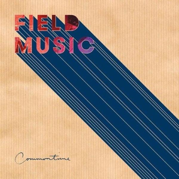 Copertina Disco Vinile 33 giri Commontime [2 LP] di Field Music