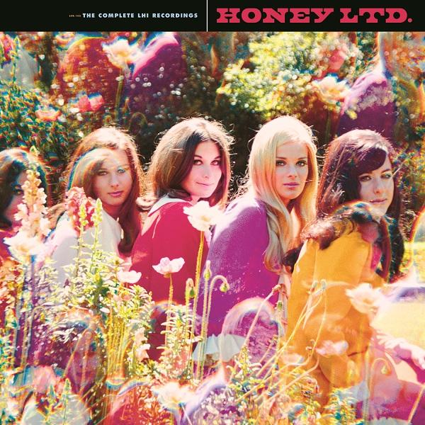 Copertina Disco Vinile 33 giri The Complete Lhi Recordings di Honey Ltd