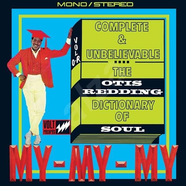 Copertina Disco Vinile 33 giri The Otis Redding Dictionary Of Soul  di Otis Redding