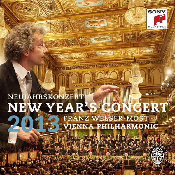 Copertina Disco Vinile 33 giri Concerto di Capodanno 2013 [3 LP] di Franz Welser-Most