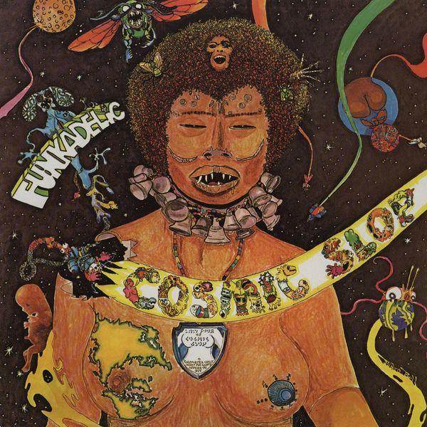 Copertina Disco Vinile 33 giri Cosmic Slop di Funkadelic