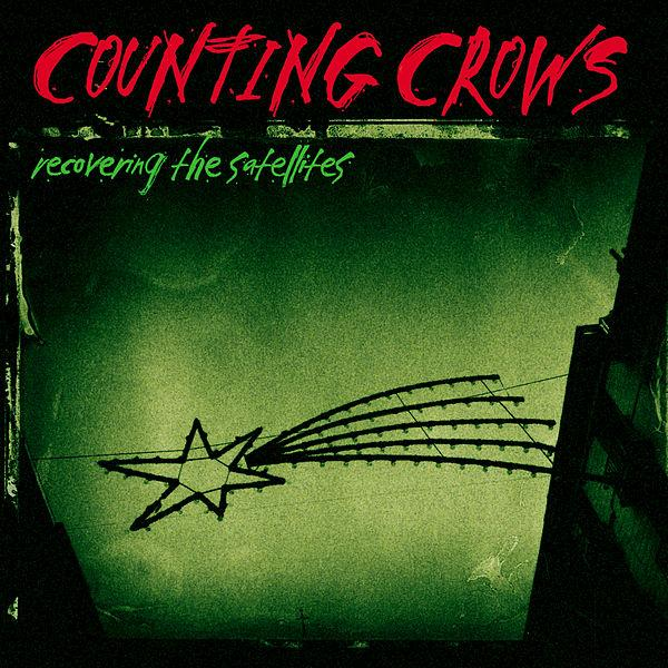 Copertina Vinile 33 giri Recovering the Satellites [2 LP] di Counting Crows