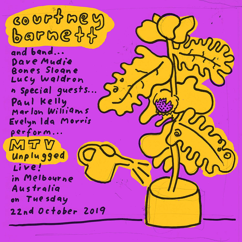Copertina Vinile 33 giri MTV Unplugged - Live In Melbourne di Courtney Barnett