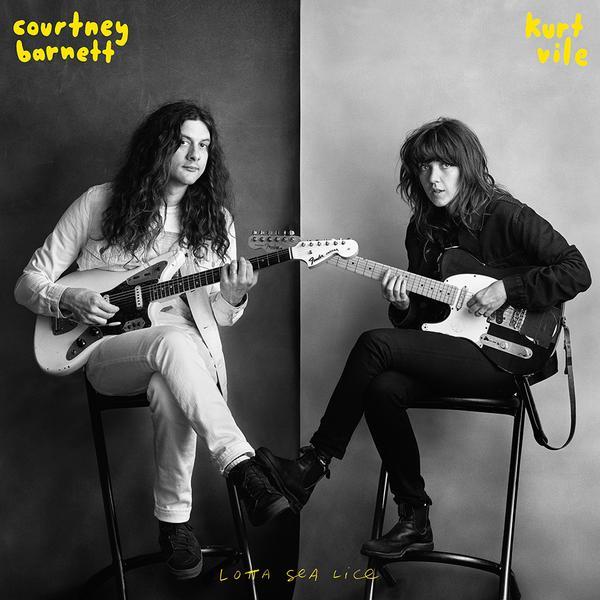 Copertina Vinile 33 giri Lotta Sea Lice di Courtney Barnett