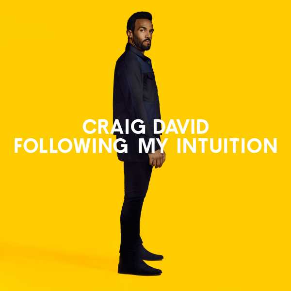 Copertina Disco Vinile 33 giri Following My Intuition [2xLP + CD] di Craig David