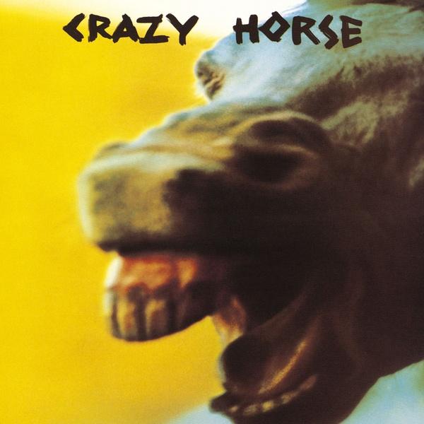 Copertina Disco Vinile 33 giri Crazy Horse di Crazy Horse