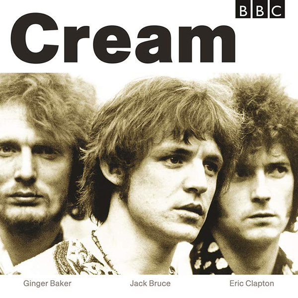 Copertina Vinile 33 giri BBC Sessions [2 LP] di Cream