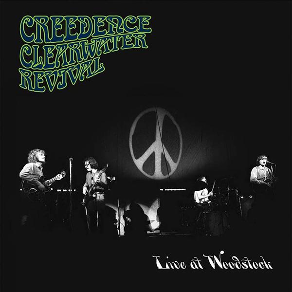 Copertina Vinile 33 giri Live At Woodstock [2 LP] di Creedence Clearwater Revival