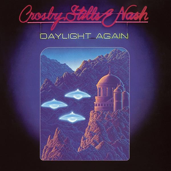 Copertina Vinile 33 giri Daylight Again di Crosby, Stills & Nash